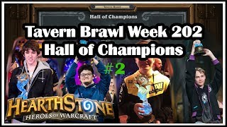 Hearthstone: Tavern Brawl - Hall of Champions AGAIN! - Week 202