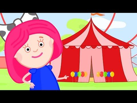 Видео для детей: Маша и машинки Вспыш, Крушила. Герои м ...