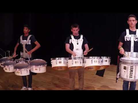 Mamaroneck High School Drumline - The Force