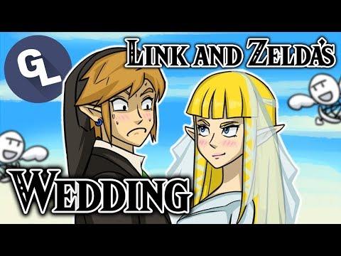 Link and Zeldas Wedding