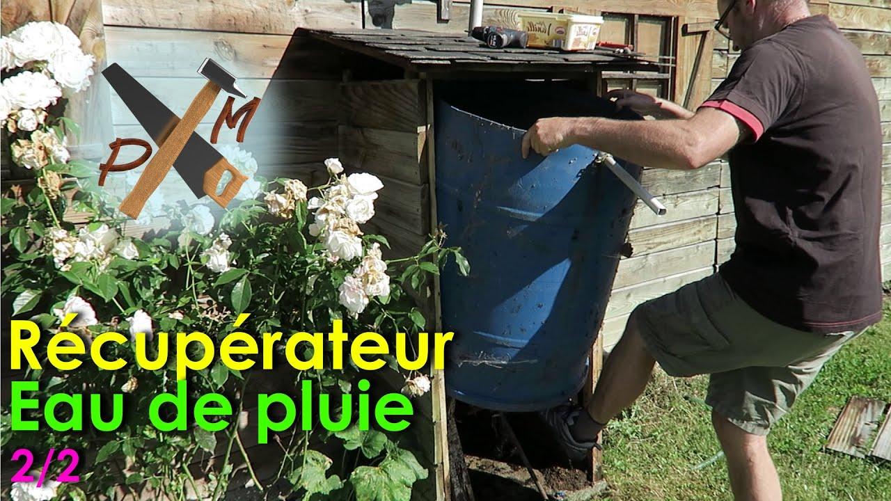 Moment De Bricolage Récupérateur Eau De Pluie 12 By