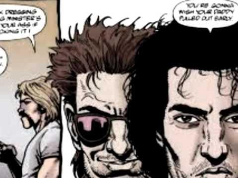 Steve Dillon - Comic Book Hero