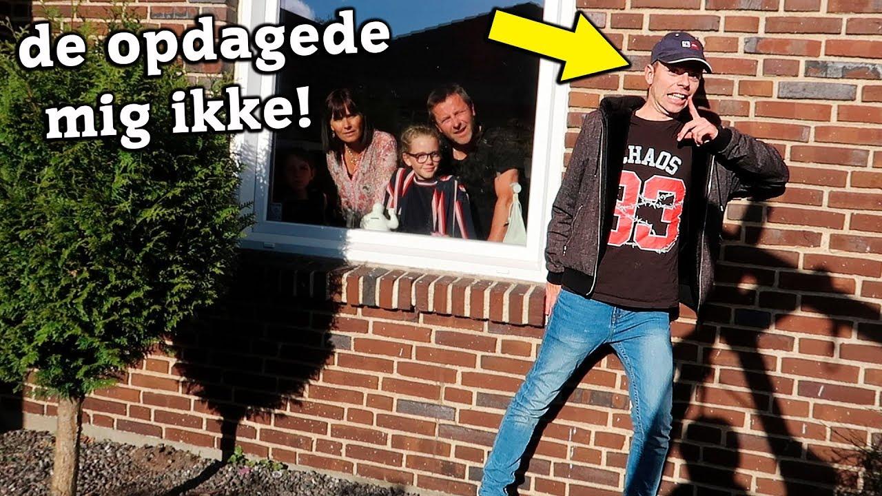 Jeg udspionerede min familie, uden de vidste det!