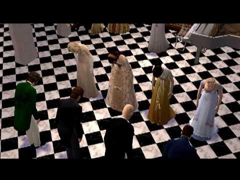 Sims 2 Elisa-Dancing