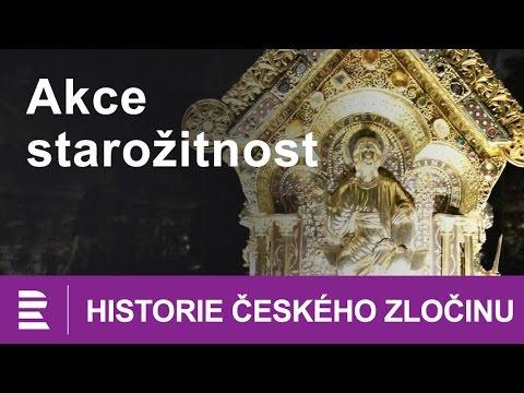 Historie českého zločinu: Akce starožitnost