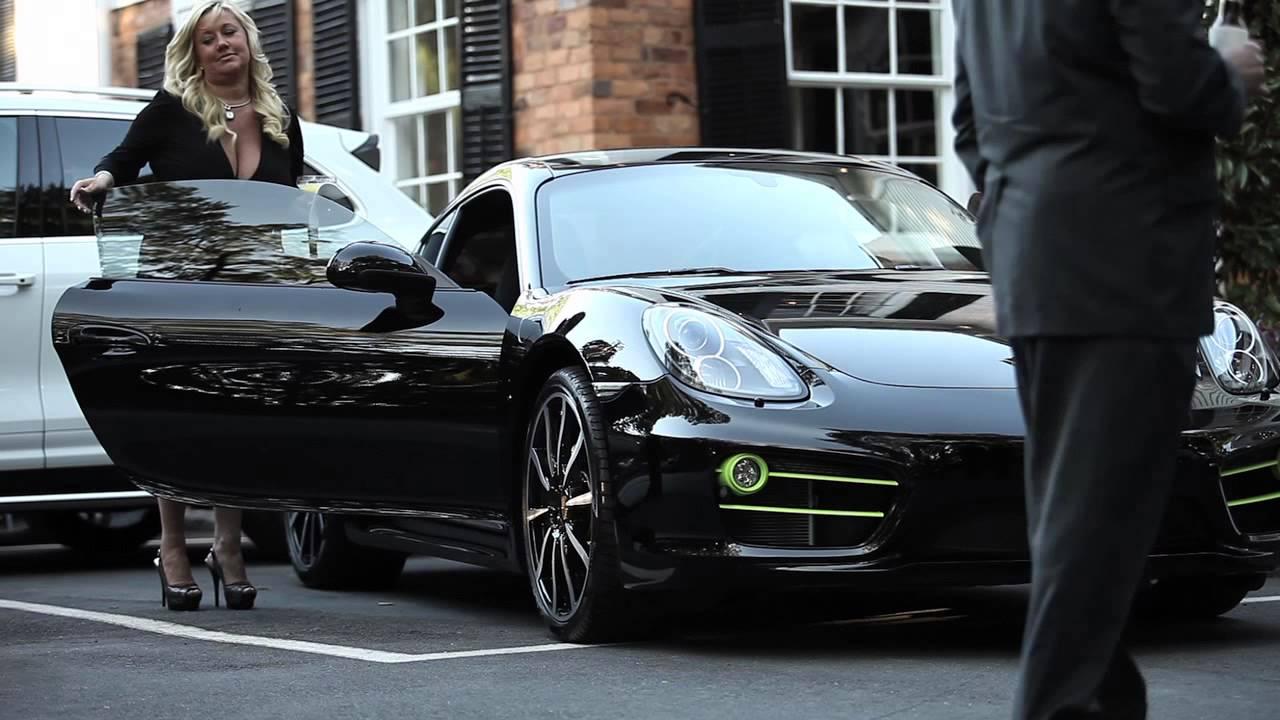Jim Ellis Porsche >> 2014 Cayman Launch at Jim Ellis Porsche - YouTube