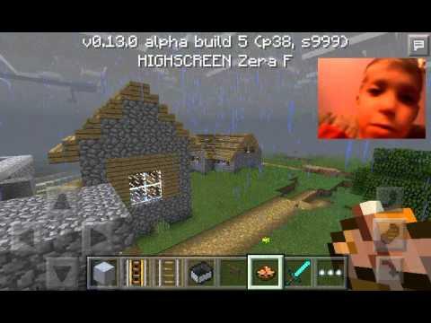 Скачать Minecraft — Pocket Edition 1.8.0.11 для Android