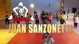 Alguien Robó - Sebastian Yatra ft. Wisin & Nacho *Zumba® Choreo : Tony Mosquera ft. Juan Sanzonetti
