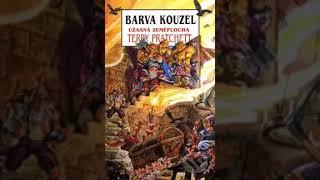 Terry Pratchett Zeměplocha Barva kouzel audiokniha