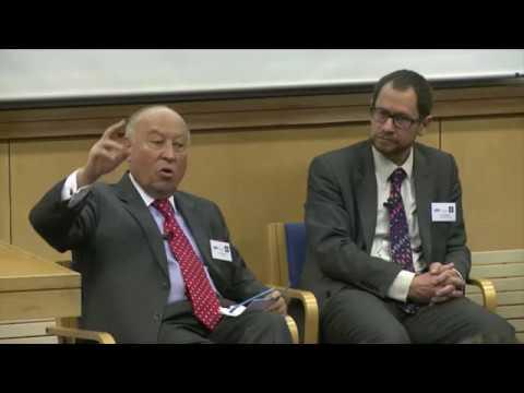 III Conferencia CAF-Oxford - Panel de Bienvenida