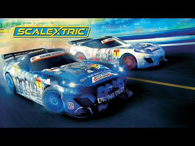 Scalextric on XBOX ONE