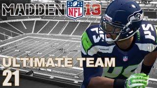 Madden 13 Ultimate Team : Lighting up The Scoreboard Ep.21
