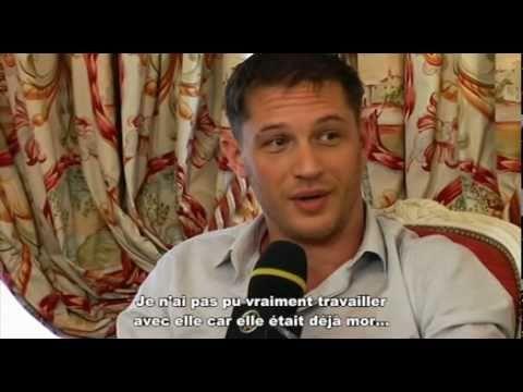 Tom Hardy talks about French cinema