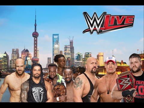 WWE Live Shanghai, China - Best Moments