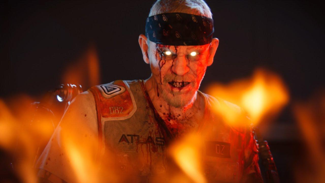 Trailer Ufficiale Di Call Of Duty Advanced Warfare Exo Zombies - Call duty exo zombies trailer looks epic
