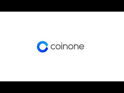 Coinone Bitcoin Exchange