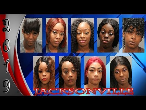 9 Women Arrested During Sting At Jacksonville Gentleman's Club/Strip Club