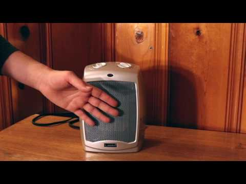 Lasko Ceramic Heater with Adjustable Thermostat Review