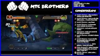 Teste de Live - Arena Killmonger Round 2