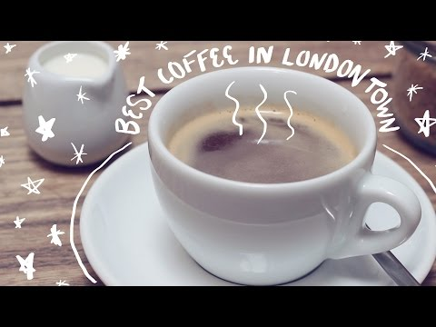 Best Coffee Shops In London | Lucy Moon | AD