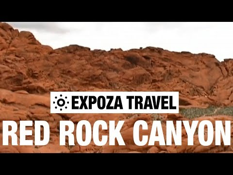 Red Rock Canyon (USA) Vacation Travel Video Guide