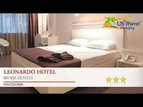 Leonardo Hotel - Skopje Hotels, Macedonia