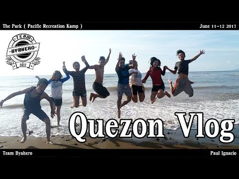Quezon Vlog#1 Real, Pacific Reacreation Kamp