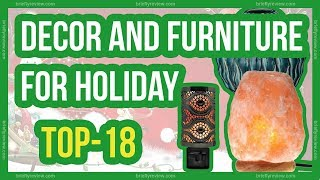 Best decor and furniture gifts ideas for christmas Under $25