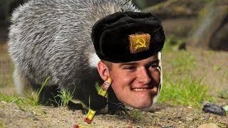 TRY HARDING IN CASUAL WITH THERUSSIANBADGER
