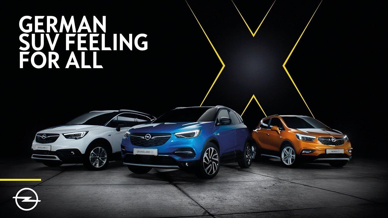 9186b676f SUV značky Opel | Objavte rodinu modelov | Opel Slovensko