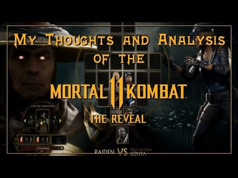 Mortal Kombat  : Gameplay Skarlet Geras Baraka All Reveal Trailers