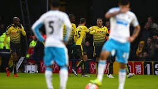 Video Gol Pertandingan Watford vs Newcastle United