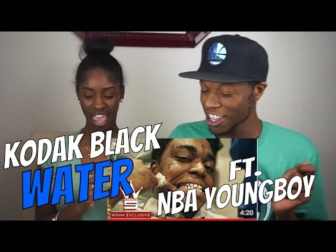 """Kodak Black Feat. NBA YoungBoy """"Water"""" (WSHH Exclusive - Official Audio) 