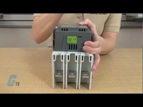 How to Change Contacts on the ABB A-Line Contactors - A and AF 145 to AF 175 Series