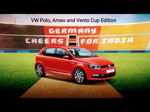 2019 VW Polo, Ameo And Vento Cup Edition Launched