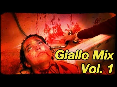 Grindhouse Grooves present... Giallo Mix Vol. 1