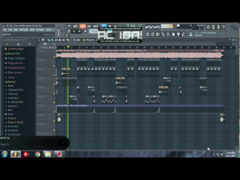mere rashke Qamar dj dam remix fl studio 12