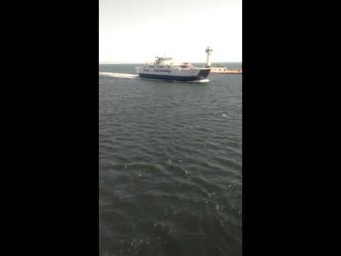 Bateau kerkennah 1/4 Voyage en bateau Travel by boat from sfax to kerkennah