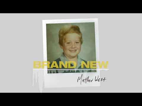 Matthew West - Brand New (Official Audio)