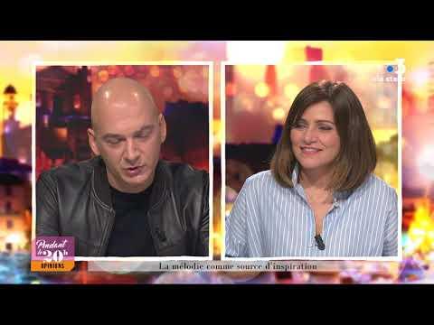 """""""Pendant le 20 H"""" du 12 mars 2018 avec Laurent Bruschini"""