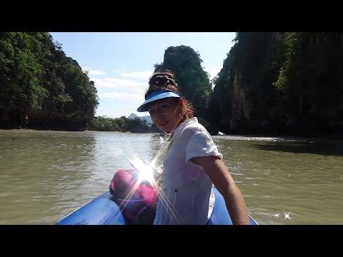 .Лучшая экскурсия на Пхукете. 11 островов Андаманского моря