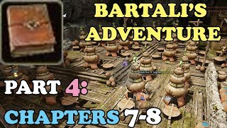 Chapter 7 to chapter 8 of Bartali's Adventure Log :) Tip jar: https://www.paypal.me/DragonUZI Production Music courtesy of Epidemic Sound: ...