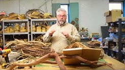 Finding and Preparing Natural Materials for Basket Weaving