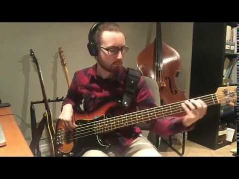 Am I Wrong - Anderson .Paak (Bass Cover) - Mike Lull PJ5