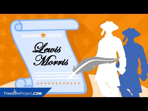 Lewis Morris | Declaration of Independence