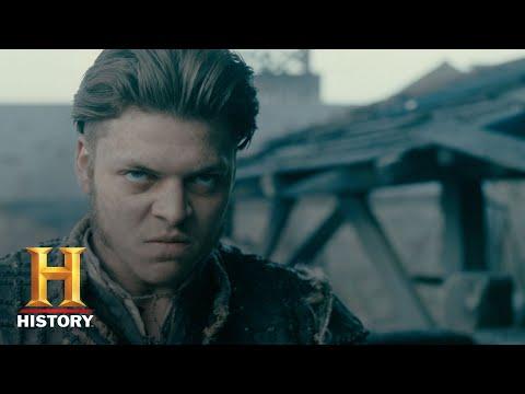 Vikings: Season 5 Character Catch-Up - Ivar (Alex Høgh Andersen) | History