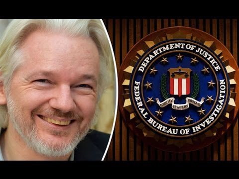 Julian Assange tweet: FBI leaks will now be like a waterfall #Wikileaks #JulianAssange