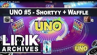 lirik playing uno 5 w shortyy waffle
