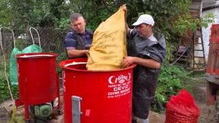ceviz soyma,hasat,kurutma makinası