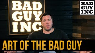 Art of the Bad Guy - Lesson One